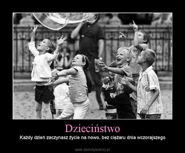 Znalezione obrazy dla zapytania dzieciństwo