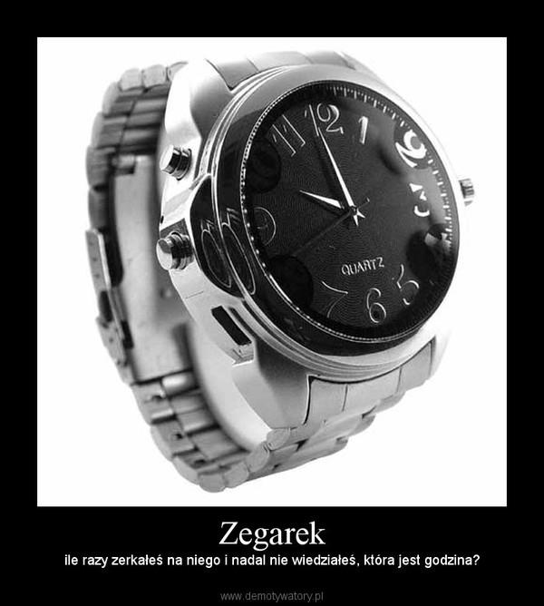Zegarek Demotywatory Pl
