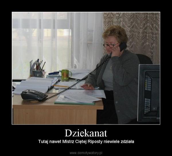 dziekanat demotywatory pl