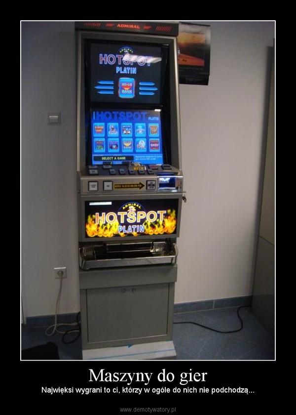 maszyny do gier