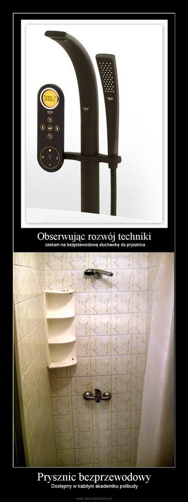 Prysznic Bezprzewodowy Demotywatorypl