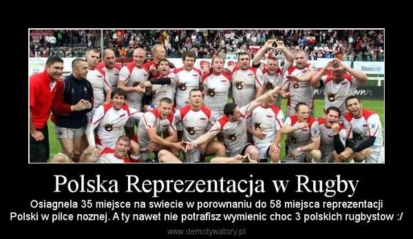 rugby polska