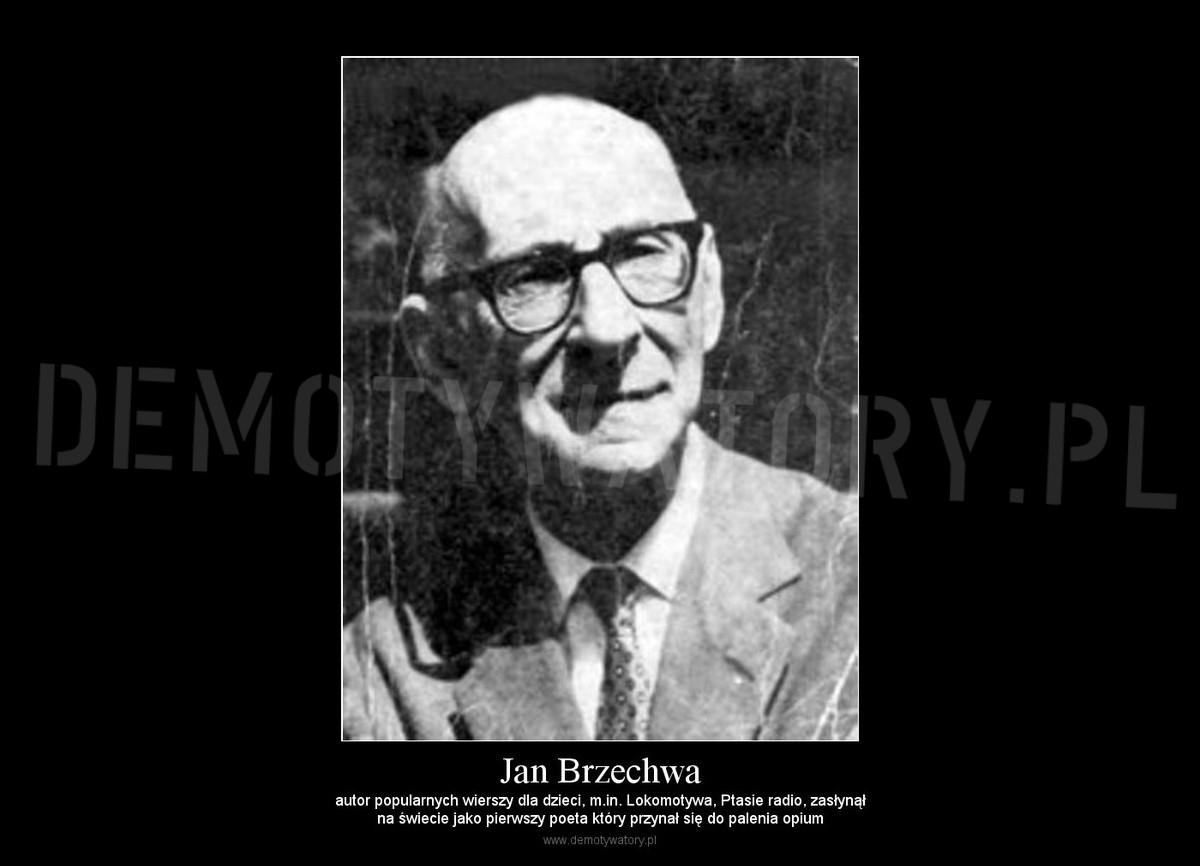 Jan Brzechwa Demotywatorypl
