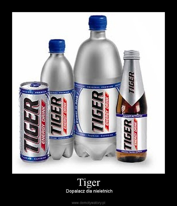 tiger energy drink marketin plan Energy drinks are benefiting from being championed by giant brands, which devote huge investment to advertising and high profile marketing initiatives to project an exciting and edgy image, beckett explained.