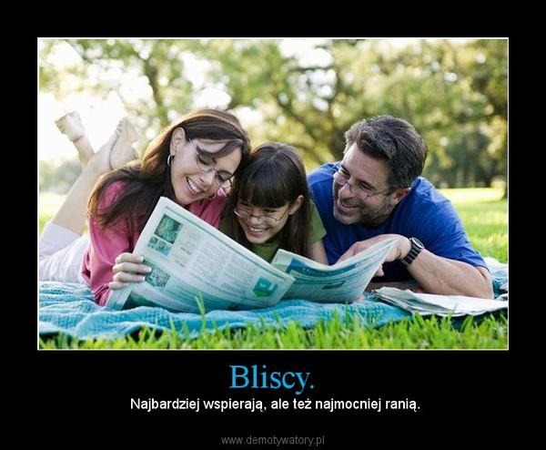 Bliscy demotywatory pl
