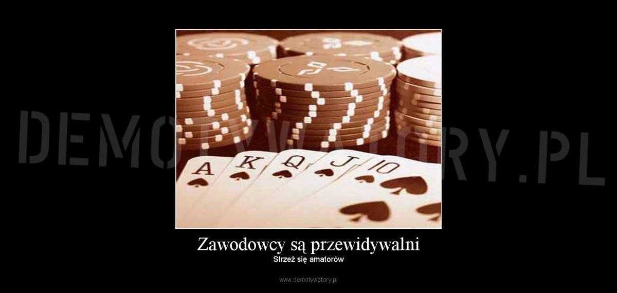 Zawodowcy są przewidywalni – Demotywatory.pl