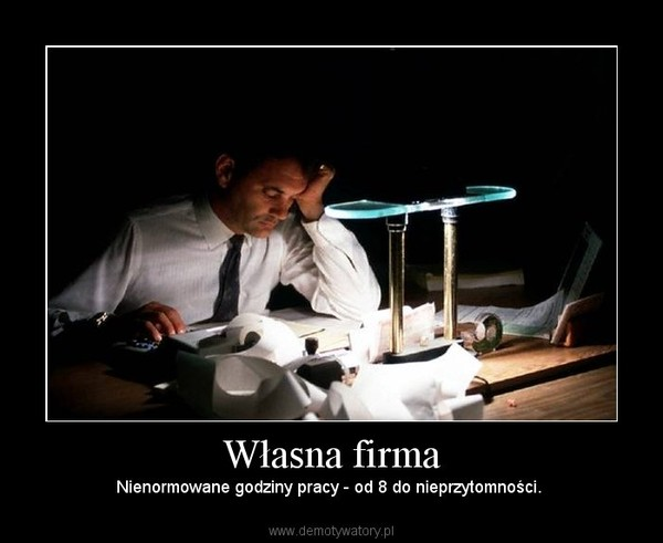 Image result for własna firma