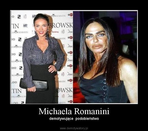 Michaela Romanini Michaela Romanini 2012