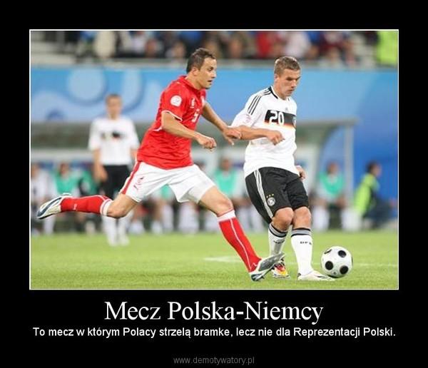 mecz niemcy polska