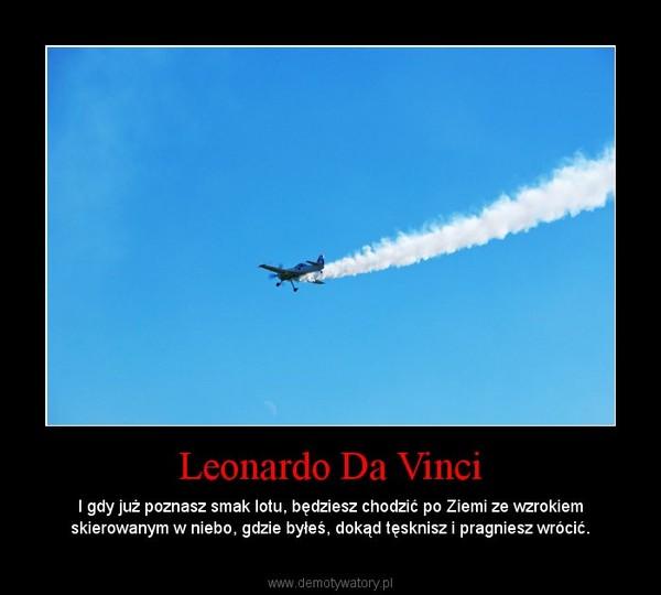 Leonardo Da Vinci Demotywatorypl