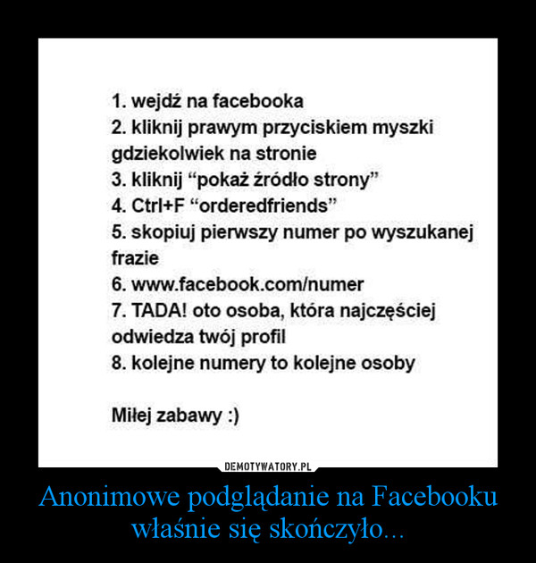 Fajne Stronki Na Facebooku