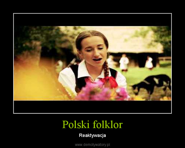 folklor: