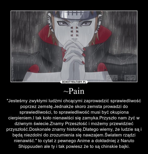 Pain Demotywatorypl