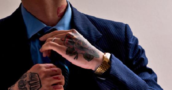 Tatuaż Nie Zrobi Z Ciebie Kryminalisty Demotywatorypl