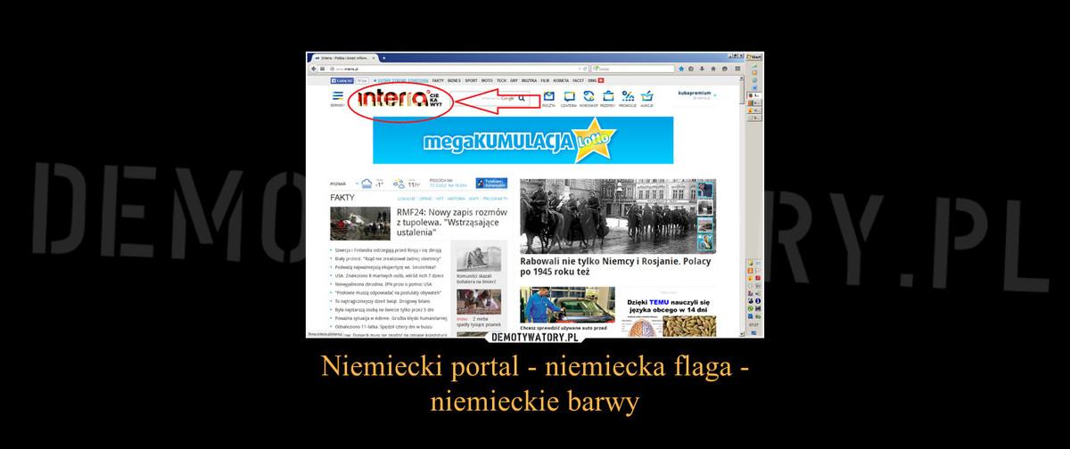 niemieckie portale
