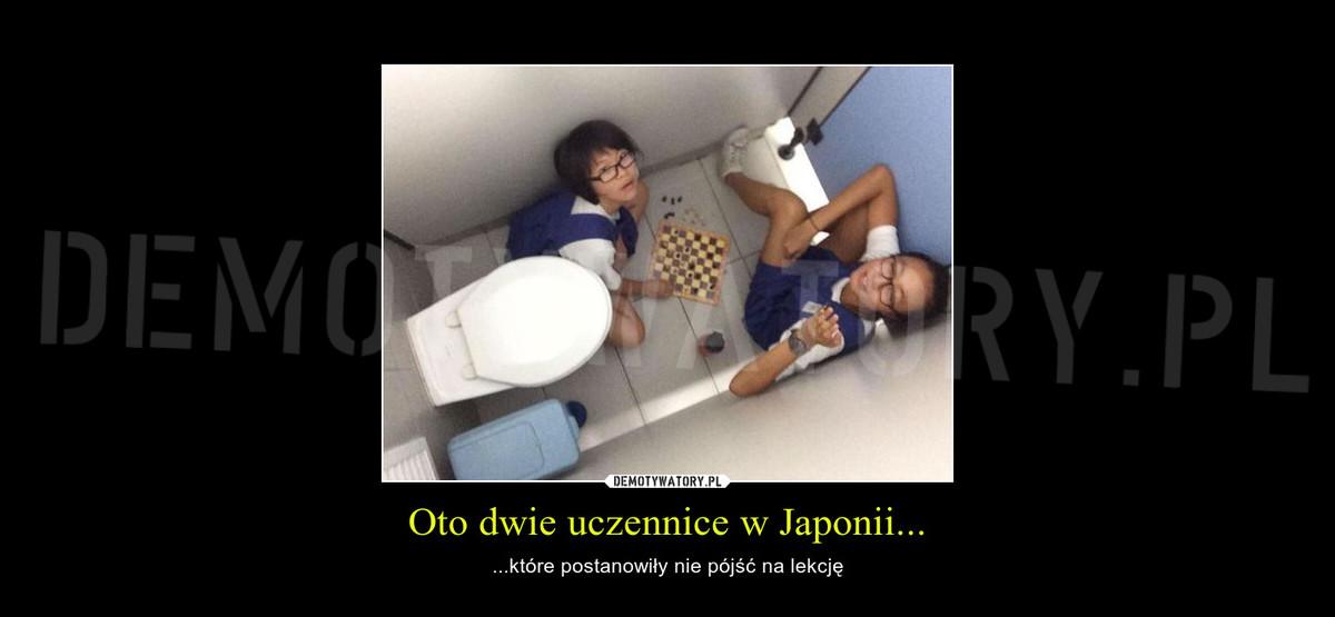 Bezsensowny japoński seks