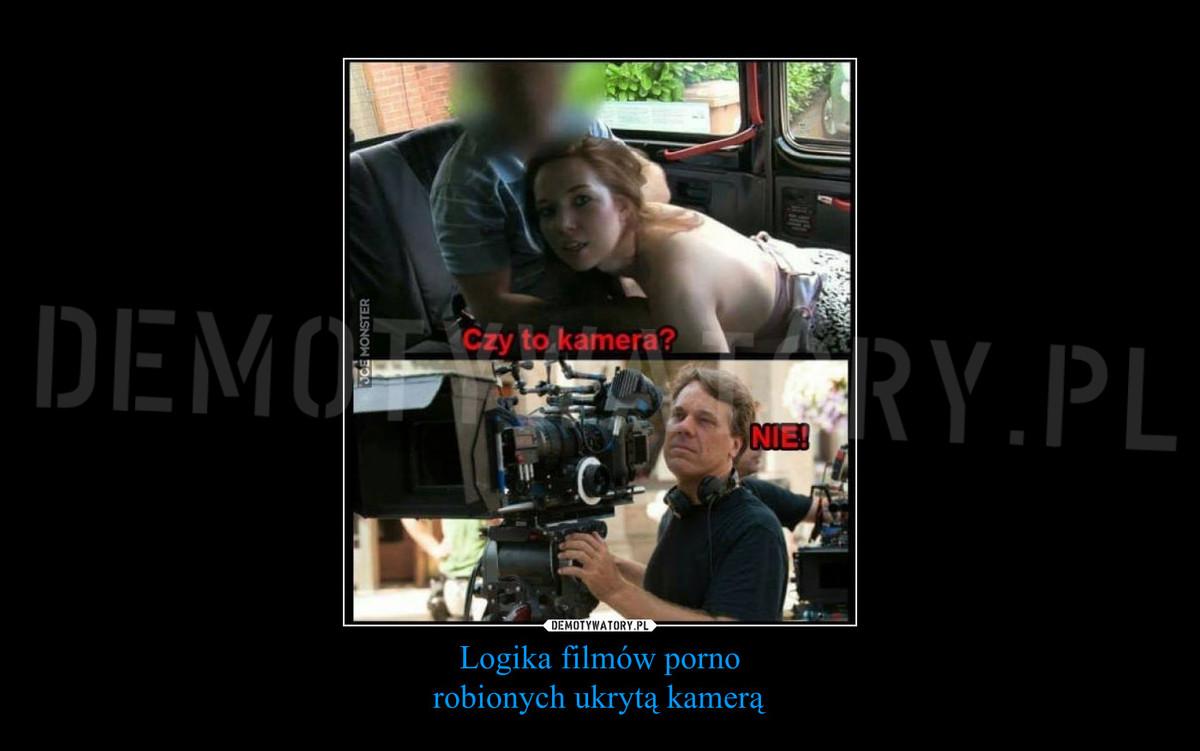 Filmy porno z ukrytymi kamerami
