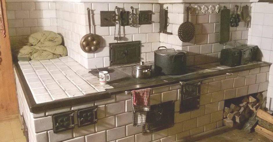 Piec Z Zapieckiem W Dobie Kuchni Indukcyjnych Dzisiejsze