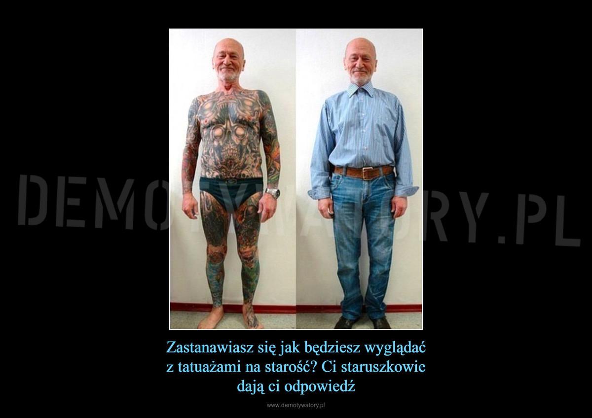 Zastanawiasz Się Jak Będziesz Wyglądać Z Tatuażami Na