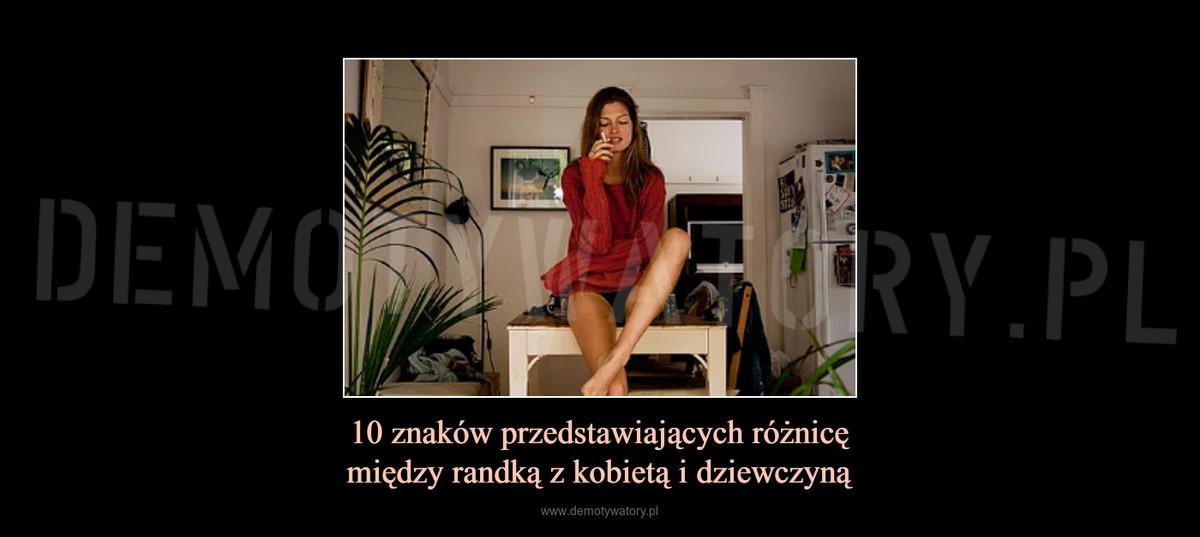 11 różnic między randkami z dziewczyną