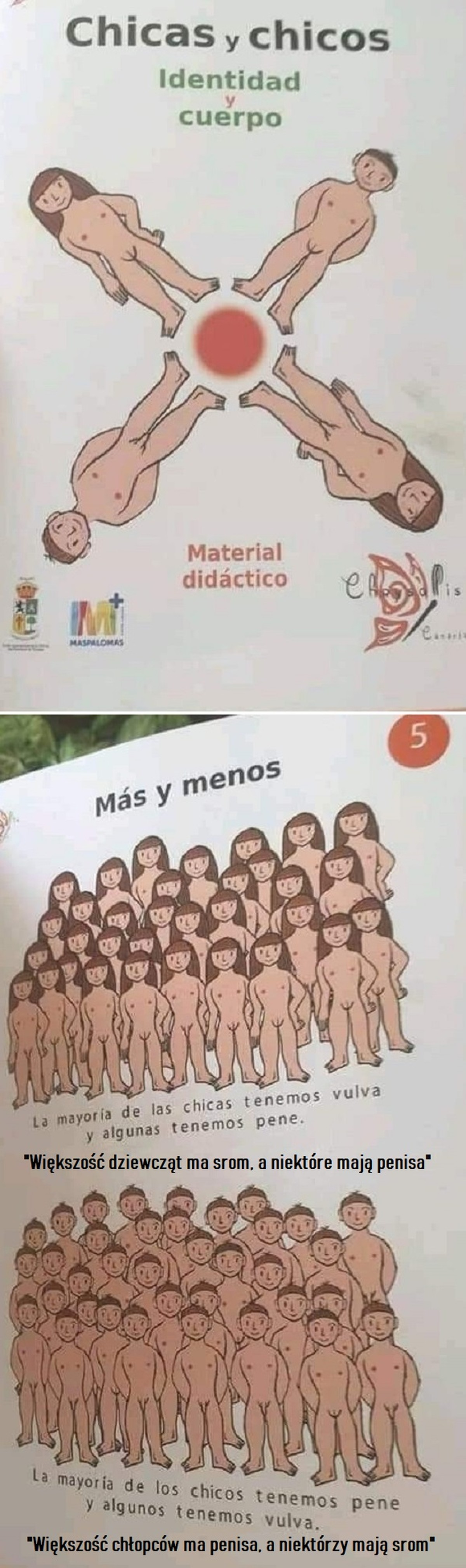 penis w hiszpanii